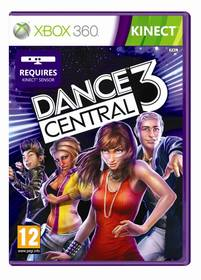 Microsoft Xbox 360 Dance central 3 (3XK-00040)