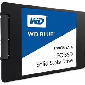 Western Digital Blue 500GB (WDS500G1B0A) + Doprava zdarma