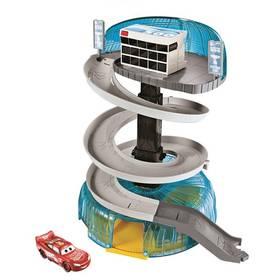 Mattel Florida speedway garáž