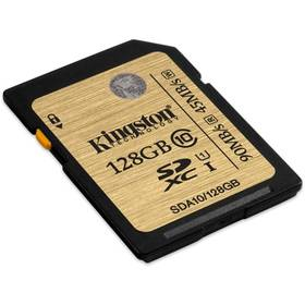Kingston SDXC 128GB UHS-I U1 (90R/45W) (SDA10/128GB)