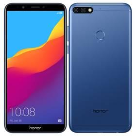 Honor 7C Dual SIM (51092JDE) modrý + Doprava zdarma
