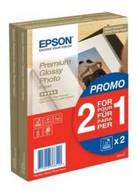 Epson Premium Glossy Photo 10x15, 225g, 80 listů (C13S042167) bílý