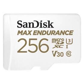 Sandisk MAX ENDURANCE microSDHC 256 GB + adaptér (SDSQQVR-256G-GN6IA)