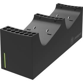 SnakeByte TWIN:CHARGE SX (XBOX Series X) (SB916328) černá