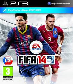 EA PlayStation 3 FIFA 14 (EAP31810)
