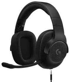 Logitech G433 7.1 Surround (981-000668) černý