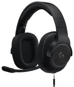 Logitech Gaming G433 7.1 Surround (981-000668) černý + Doprava zdarma