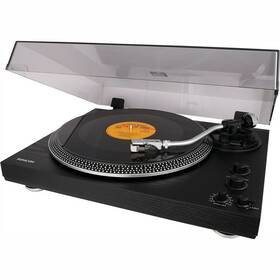 Gramofon Sencor STT 500URA černý (vrácené zboží 8800224361)