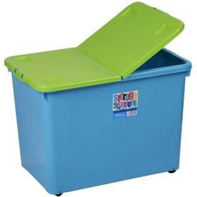 Box úložný WHAM 80 l (12751) modrý