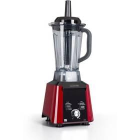 G21 Blender Perfect smoothie Vitality red červený + Kniha Secret of Raw Sladká rawmance v hodnotě 490 Kč