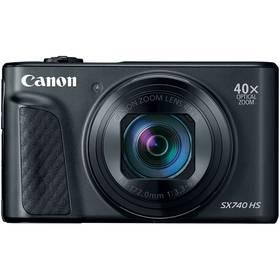 Canon PowerShot SX740 HS (2955C002) černý + Doprava zdarma