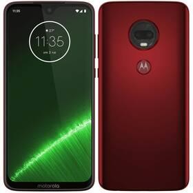 Motorola moto g7 Plus (PADU0007RO) červený