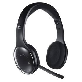 Logitech Wireless H800 (981-000338) černý + Doprava zdarma