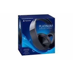 Sony Platinum Wireless pro PS4 s 3D audio (PS719812753) + Doprava zdarma