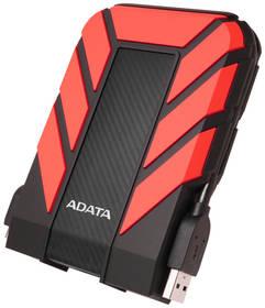 ADATA HD710 Pro 3TB (AHD710P-3TU31-CRD) červený + Doprava zdarma