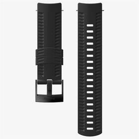 Suunto silikonový velikost M - black/black (SS050105000)