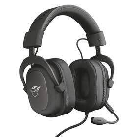 Trust GXT 414 Zamak Premium Multiplatform Gaming (23310) černý