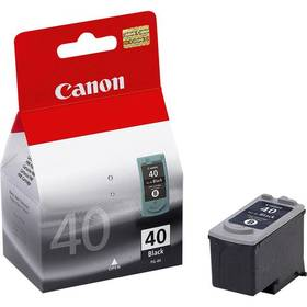Canon PG40, 16ml - originální (0615B001) černá
