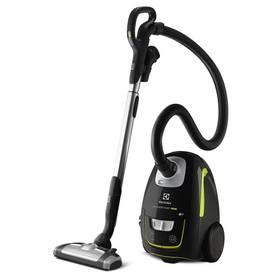 Vysávač podlahový Electrolux Ultra Silencer ZUSGREEN+ čierny/zelený (poškodený obal 8616011285)