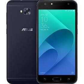 Asus ZenFone 4 Selfie (ZD553KL-5A026WW) (ZD553KL-5A026WW) černý SIM s kreditem T-Mobile 200Kč Twist Online Internet (zdarma) + Doprava zdarma
