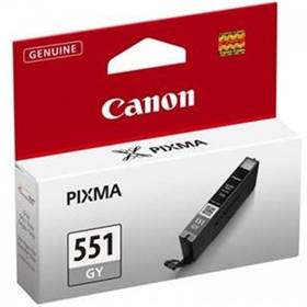 Canon CLI-551 GY, 780 stran - originální (6512B001) šedá