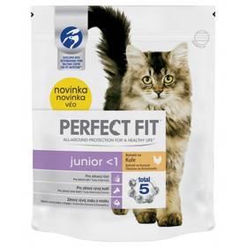 Perfect Fit Cat Junior s kuřecím 750g