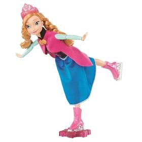 Panenka Mattel Disney Bruslařka Anna + Doprava zdarma