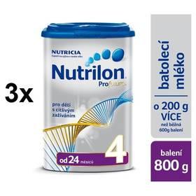 Nutrilon 4 Profutura od ukončeného 24. měsíce, 800g x 3ks + Doprava zdarma
