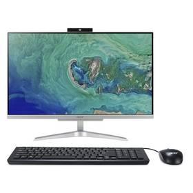 Acer Aspire C24-860 (DQ.BABEC.001) stříbrný + Doprava zdarma