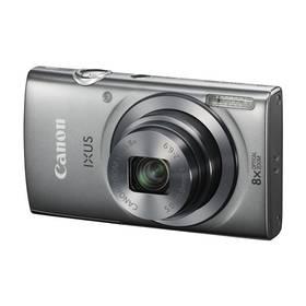 Digitálny fotoaparát Canon IXUS 160 (0138C001AA) strieborný