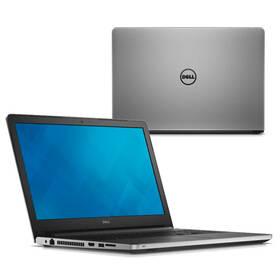 Dell Inspiron 15 5559 Touch (5559-2361) stříbrný + Doprava zdarma