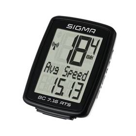 Sigma BC 7.16 ATS černý