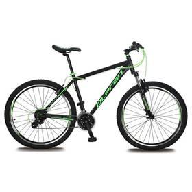 """Olpran EXTREME 27,5"""" černé/zelené + Reflexní sada 2 SportTeam (pásek, přívěsek, samolepky) - zelené v hodnotě 58 Kč + Doprava zdarma"""