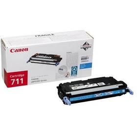 Canon CRG-711C, 6K stran - originální (1659B002) modrý + Doprava zdarma