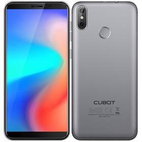 CUBOT J3 Pro Dual SIM (PH3913) šedý Software F-Secure SAFE, 3 zařízení / 6 měsíců (zdarma)