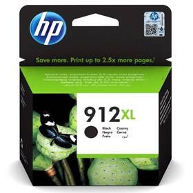 HP 912XL, 825 stran (3YL84AE) černá