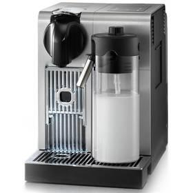 DeLonghi Nespresso Lattissima EN750MB stříbrné + K nákupu poukaz v hodnotě 1 000 Kč na další nákup + Doprava zdarma