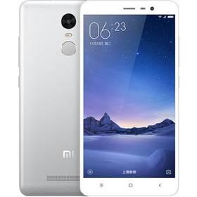 Xiaomi Redmi Note 3 32 GB (472232) stříbrný + Software F-Secure SAFE 6 měsíců pro 3 zařízení v hodnotě 999 Kč jako dárek + Doprava zdarma