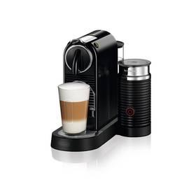 DeLonghi Nespresso Citiz EN267.BAE černé + K nákupu poukaz v hodnotě 1 000 Kč na další nákup + Doprava zdarma