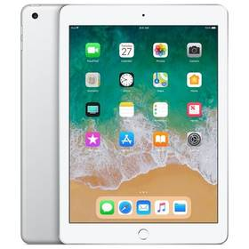 Dotykový tablet Apple iPad (2018) Wi-Fi 32 GB - Silver (MR7G2FD/A)