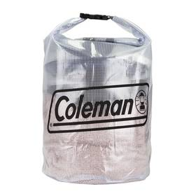 Lodní vak Coleman Dry Gear Bags Small 20l - průhledná