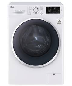 LG F84U2TDN1 černá/bílá + K nákupu poukaz v hodnotě 1 000 Kč na další nákup + Doprava zdarma