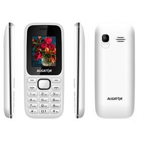 Aligator D200 Dual Sim (AD200WB) černý/bílý