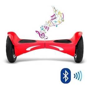 Kolonožka OFFROAD Auto Balance APP BT červená
