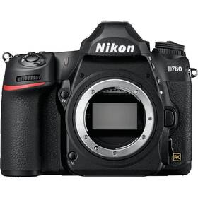 Nikon D780, tělo (VBA560AE) čierny