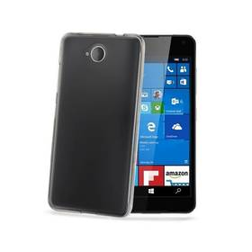 Celly Gelskin pro Microsoft Lumia 650 (GELSKIN536) průhledný