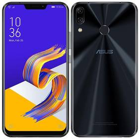 Asus ZenFone 5Z (ZS620KL-2A020EU) modrý SIM s kreditem T-Mobile 200Kč Twist Online Internet (zdarma)