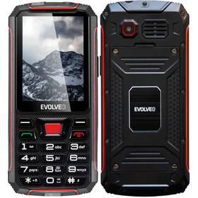 Evolveo StrongPhone Z4 (SGP-Z4-B) čierny/červený