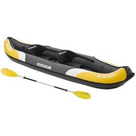 Sevylor sportovní COLORADO™ KIT - 2 místný kajak (vč. pádla a nožní pumpy, rozměr 331 x 88 cm, nosnost 200 kg), hmotnost 14,7 kg + Doprava zdarma