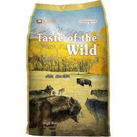 Taste of the Wild High Prairie 13,6 kg + Doprava zdarma